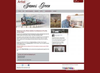 James Green Art