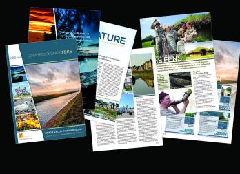 Fenland Visitor Guide 2015