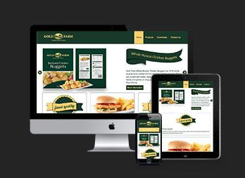 Gold Farm website