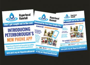 Hyperlocal Rainfall Leaflet