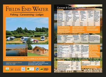 Fields End Water Promotional Material